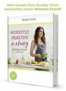 Honnetement-Healthy-en-Un-Hurry-The-Busy-Food-Lover-039-s-Cookbook-Howard-Hughes