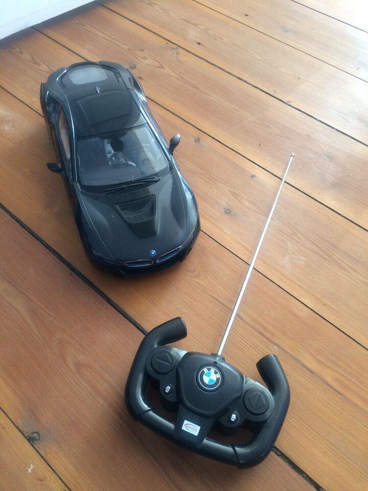 Fjernstyret bil fra Rastar, fjernstyret, BMW