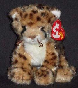 f603b4494e6 TY CHITRAKA the CHEETAH BEANIE BABY - MINT with MINT TAG - (INTERNET ...