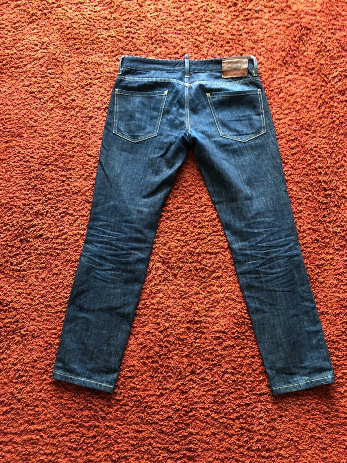 DSQUARED2 Coll Guy Jeans Denim bluee Size L