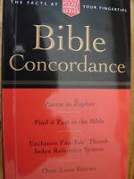 Pocket Bible Concordance: Nelson's Pocket Reference Summary Holy Biblical Adult