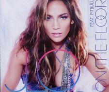 Jennifer Lopez on the floor (2011; 2 tracks, feat. PITBULL) [Maxi-CD]