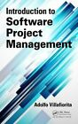Introduction to Software Project Management by Adolfo Villafiorita (Hardback, 2014)