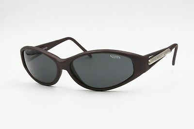 Iniziativa Floyd Made In Italy, Biker Sunglasses Total Deep Violet Acetate, Deadstock