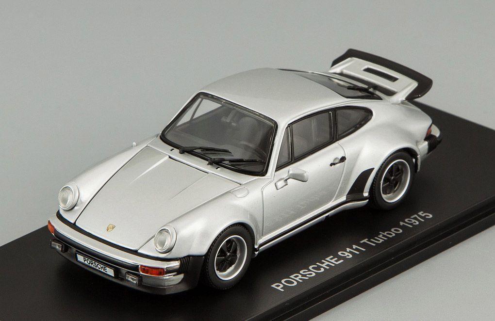 Porsche 911 Turbo 1975 KYOSHO 1 43 05524S