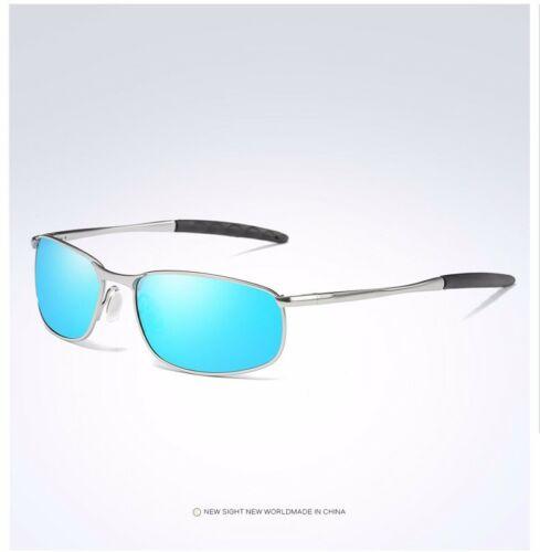 Aluminium Polarized Photochromic Sunglasses Men Driving Eyewear Sports Glasses