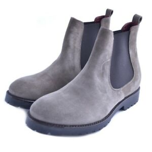 Zapatos Suede Taupe Man Must Geox Desert Beige Boots rgIwqrT