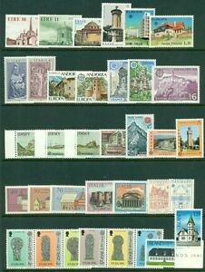 EUROPA-1978-Complete-Yearset-NH-30-countries