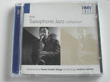 The Saxophone Jazz Collection (CD Album) Used Very Good