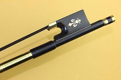 accessories 4 violin Carbon bow black 4 violin 1pc class high fiber tUAvwax