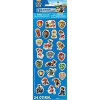 Puffy Paw Patrol Sticker Sheet W