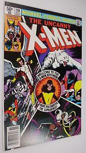 X-MEN #139 BRYNE AUSTIN CLAREMONT GLOSSY 9.2/9.4 IST ALPHA FLIGHT