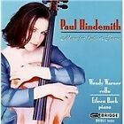 Paul Hindemith - Hindemith: Music for Cello and Piano (1999)