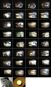 8-mm-Film-Western-USA-Halunken-1-Klasse-Ausgabe-UFA-ATB-mit-Ton-Western-Films