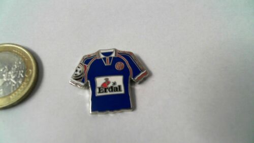 FSV Mainz 05 M05 Erdal blau Trikot Pin Badge 2000//2001 Away