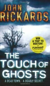 Very-Good-0141014091-Paperback-The-Touch-of-Ghosts-John-Rickards