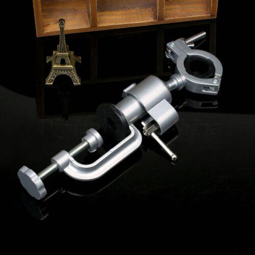 Pour pouvoir Outil Rotatif 360 º Pince Bench Vise Meuleuse Support Perceuse électrique Stand
