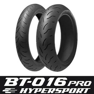 Motorcycle Tyres Bridgestone Battlax BT016 Pro 12060 ZR17 amp 18055 ZR17 BMW - <span itemprop='availableAtOrFrom'>Telford, United Kingdom</span> - You may return the goods back to us within 14 days of receipt of delivery. Should you wish to do this the items must be returned undamged. You are responible for any costs in return any c - Telford, United Kingdom