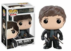 Funko-POP-Movies-PPZ-Mr-Darcy-268-Vinyl-Action-Figure-New-In-Box