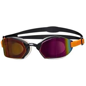 Zoggs-Ultima-Titanium-Air-Swimming-Silicone-Swim-Goggles-In-Black