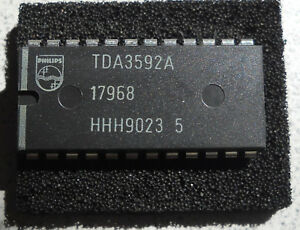 IC-TDA3592A-CTV-SECAM-PAL-Transcoder-1-Stueck-NOS-Philips