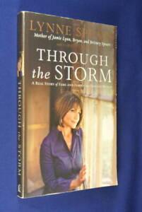 THROUGH-THE-STORM-Lynne-Spears-BRITNEY-SPEARS-MUM-Book
