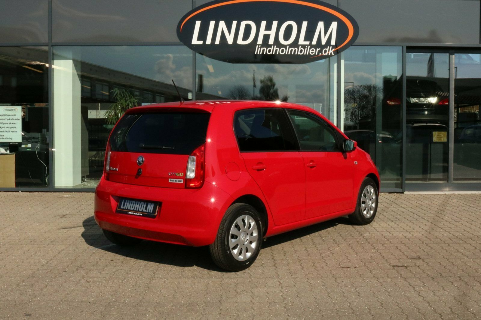 Skoda Citigo 60 Ambition GreenTec