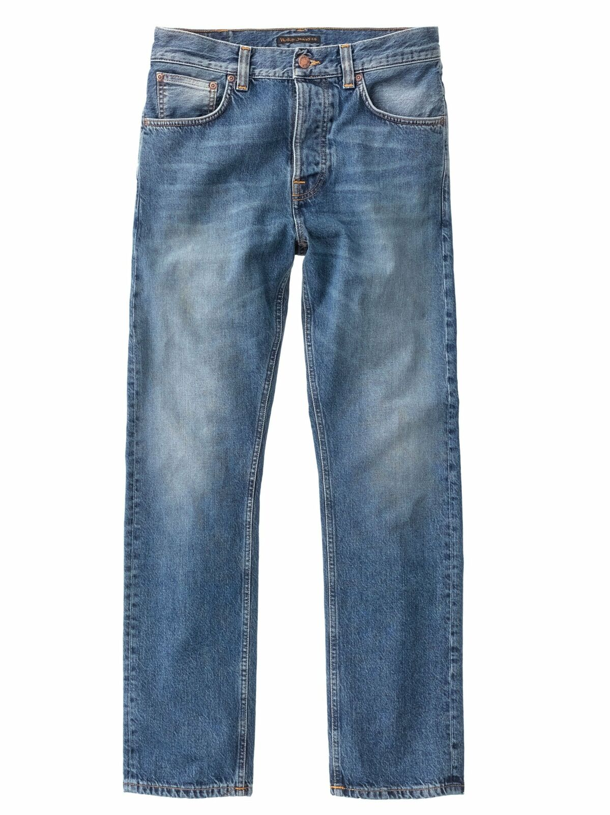 Nudie Jeans Sleepy Sixteen Celestial orange Jean