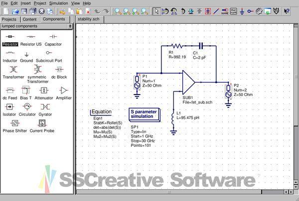 PCB CAD Universal Printed Circuit Board Design Layout Simulator ...