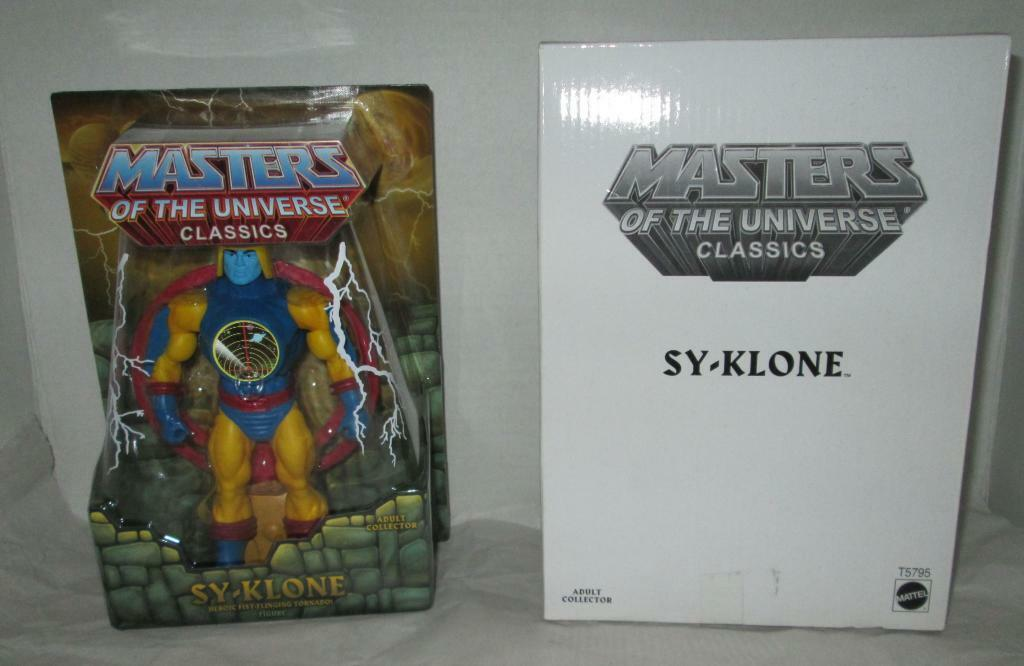SY-KLONE Masters of the Universe Classics Action Figure New