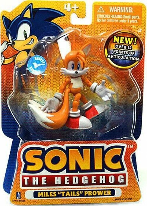 Sonic The Hedgehog Tails Action Figure [Miles [Miles [Miles Prower] 2f5946