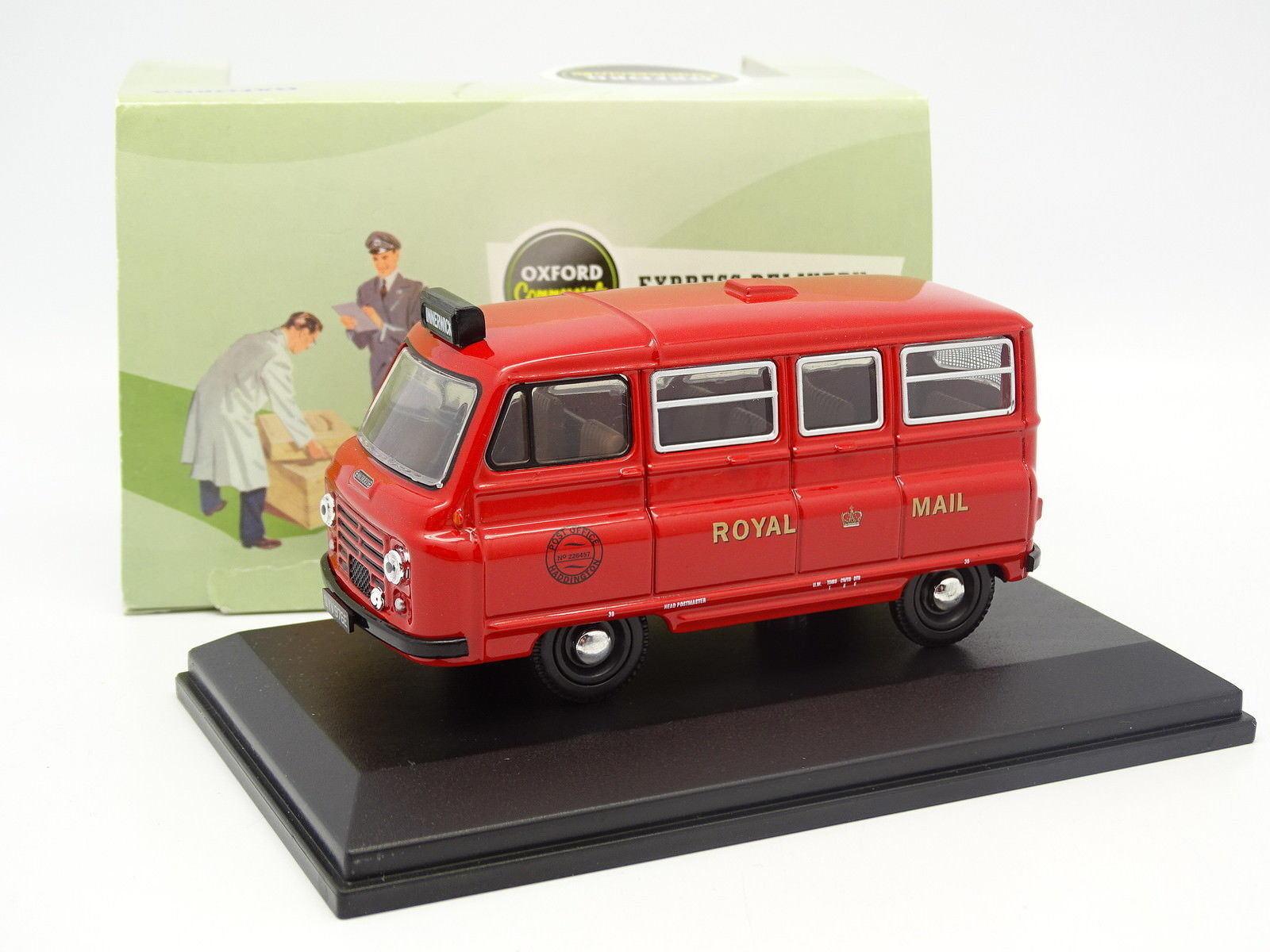 gran venta Oxford 1 43 - Morris J2 Van Royal Royal Royal Mail  descuento online