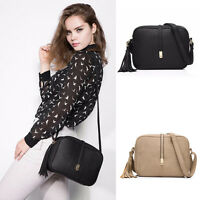 New Women Fashion Satchel Handbags Shoulder Tote Messenger Crossbody Bags Purses