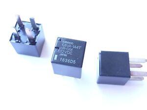 2-pcs-OMRON-G8VA-1A4T-R-Automotive-Plug-in-Relay-Micro-280-terminal-12V-15A