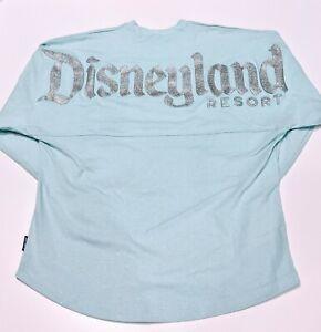 Disneyland Arendelle Aqua Spirit JerseyNWT Adult XS Frozen