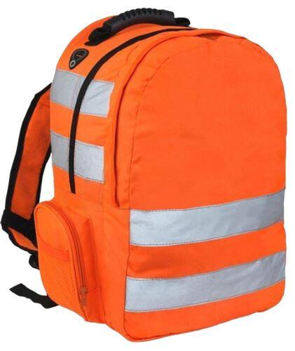 Hi Vis Viz Sac à Dos Travail Sac À Dos Haute Visibilité Réfléchissant College School Bags