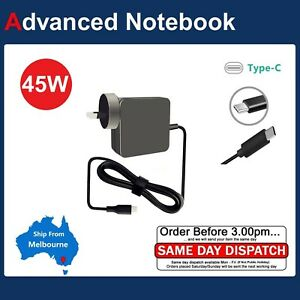 Laptop-Charger-AC-Power-Adapter-Type-C-USB-C-for-HP-Spectre-X2-Series-45W