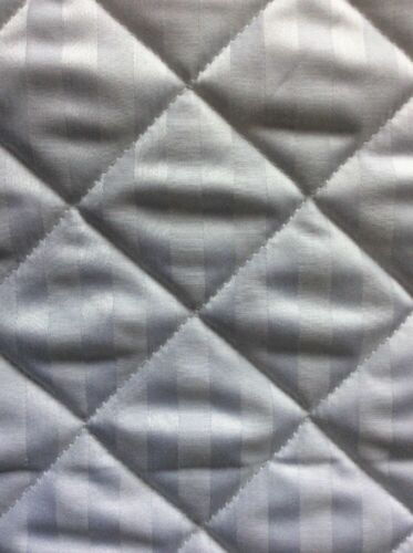 Super Deluxe Fitted Mattress Cover for Double fixed bed STERLING caravan