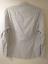 thumbnail 2 - Pronto Uomo Mens White Gray Long Sleeves Collared Button Down Shirts Size Medium