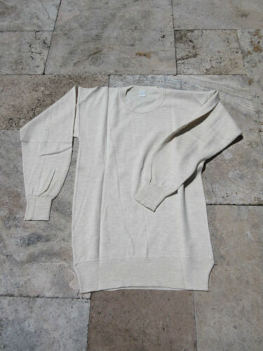 Vintage Utility Service Shirt Oatmeal Heritage Style Rockabilly Rugged Guys 48