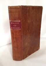 Medical Wallis Preventing Diseases Madness Recipes First American Edition 1794