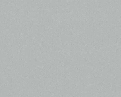 Création Vliestapete Meistervlies Die glatte Wand 3091-36 Uni Grau 309136 A.S