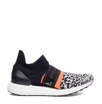 Adidas Stella McCartney ultraboost X 3.D.S. les femmes Sz 10.5 noirblancrouge BC0314 | eBay