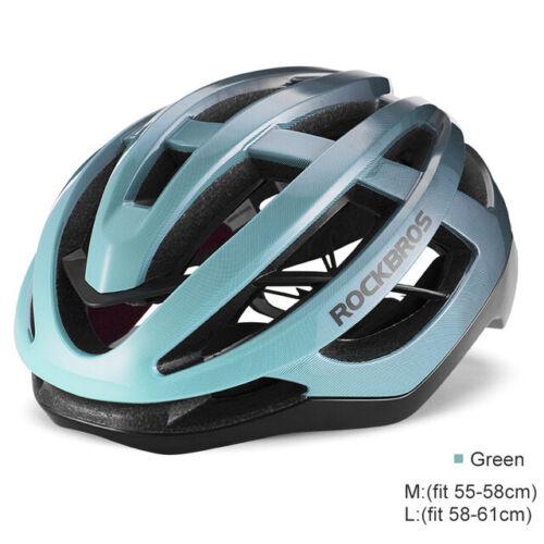 RockBros Ultralight Helmet Road Mountain Bike Bicycle Magnetic Buckle Helmet