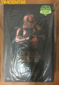 Ready-Hot-Toys-MMS330-Star-Wars-Stormtrooper-copper-chrome-Version-1-6-Figure