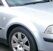 Vw Passat 2001-2004 New Drivers side fender wing silver LA7W Reflex Silver