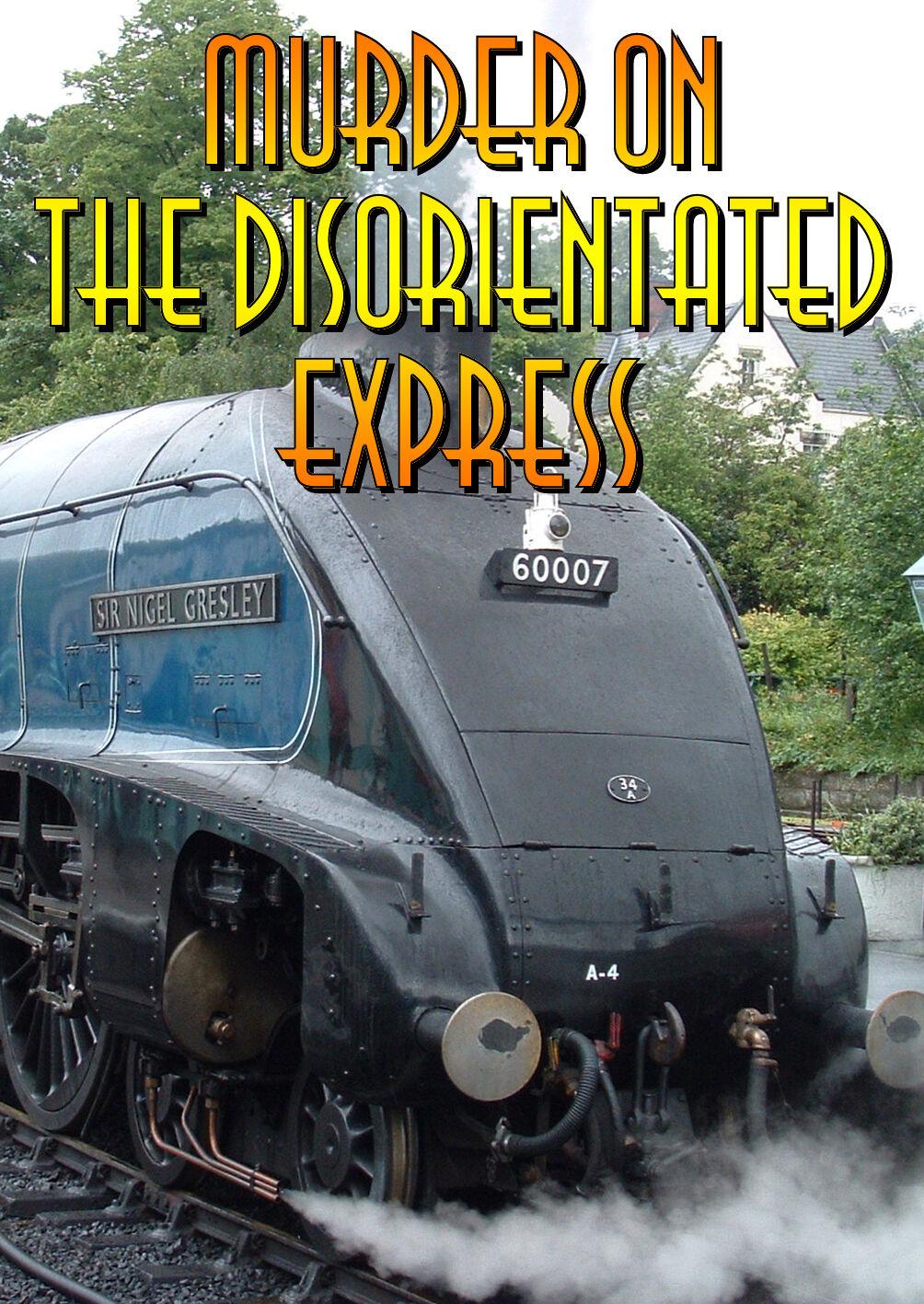 Murder On The Desorientado Express 6 , 8 , 10 , 12 Juegos Jugador