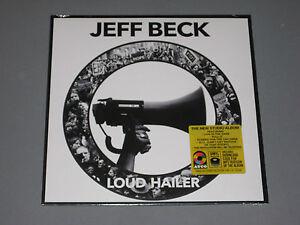 jeff beck loud hailer 180g lp new sealed vinyl 81227944438 ebay. Black Bedroom Furniture Sets. Home Design Ideas