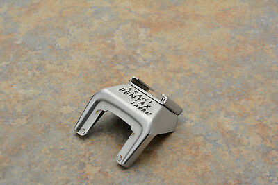 Ashi Pentax Spotmatic Clip-on shoe attachment w// side lock clipsfrom USA