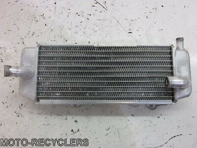 05 KX250f RMZ250  right radiator     77